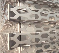 #detail #audi perforated metal sheet | RMIG | www.city-emotion.com