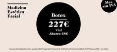 Facial CLINIQUE Promociones - Botox SIN IVA