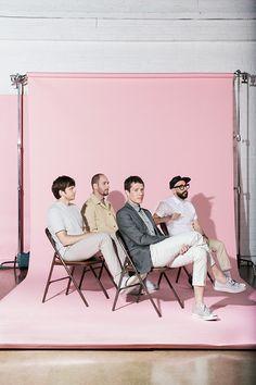 OK GO: UPSIDE OUT on Behance