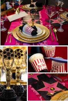 How to throw the BEST #Oscars #Party  @thedailybasics ♥♥♥