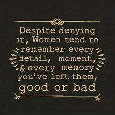 Very true. .