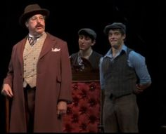 Corey Cott derp (I wish I could find the Corey Cott show...I watched Jeremy Jordan on YouTube and it was really good. :))