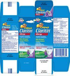 Claritin Packaging | Claritin by MSD Consumer Care, Inc.
