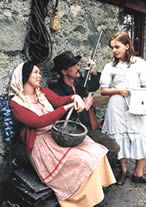 Eldra Bafta Cymru Award-winning Romani Film True Life Story of Welsh Gypsies in the 1930s A drama set in the wild mountains of Snowdonia, North Wales and based on the childhood of Eldra Roberts, a descendant of the famous noble Gypsy chief Abram Wood and the Wood/Roberts tribe.