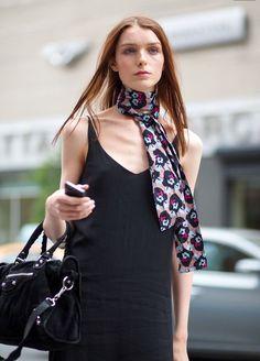 Chique Urbano, Tendências Da Moda, Estilo Fashion, Estilos Echarpe, Moda  Urbana, 956bb64f69