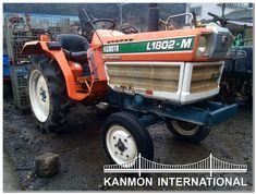 UsedJapaneseTractors.jp : KUBOTA L1802 Agriculture Tractor, Kubota, Tractors, Japanese, Japanese Language