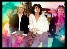 Eric, Derek, Les and Woody