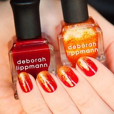Deborah Lippmann Girl On Fire and Sunshine Superman