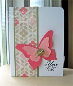 Rosemary Reflections: Stampin' Up