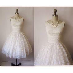 50s lace