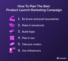 When of new products fail, your product launch marketing campaign needs to be on point. These real-life examples will help you avoid the failed product graveyard. Marketing Process, Content Marketing, Marketing Campaign Examples, New Product, Product Launch, Experiential Marketing, Email Campaign, Target Audience, Influencer Marketing