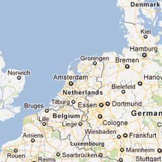 ? drive to Copenhagen (1 day... 13 hours)