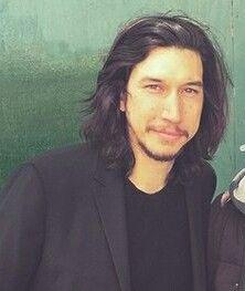 The longer his hair the better.