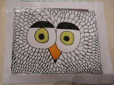 owl art for kids & owl art _ owl artwork _ owl art drawing _ owl art projects for kids _ owl art painting _ owl art for kids _ owl art dark _ owl art artwork Art Halloween, First Grade Art, Group Art Projects, Owl Artwork, Kindergarten Art, Crafty Kids, Art Plastique, Art Activities, Bird Art