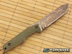Bawidamann Custom Skraeling Green