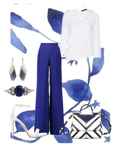 """""""Untitled #79"""" by tshonyane on Polyvore featuring Barclay Butera, Roland Mouret, Emilio Pucci, Zara, Dolce&Gabbana and Monique Péan"""