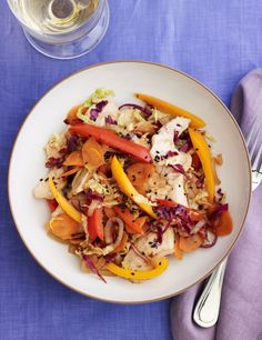 Good Old-Fashioned Stir-Fry | Recipe | Joy of Kosher with Jamie Geller