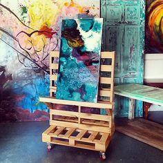 Ideas para muebles con palets