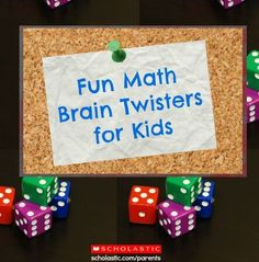 Math is not always fast! Build your kid's perseverance with these tips.