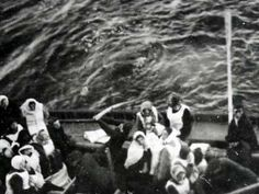 THE TITANIC VICTIMS - REAL PICTURES
