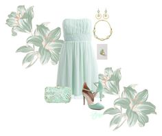 """""""It tastes minty fresh!"""" by destitutediva ❤ liked on Polyvore featuring VILA, Miss Selfridge, LULU, Feather & Stone, PartyWear, contest, formal, mintgreen and whoworeitbest99"""