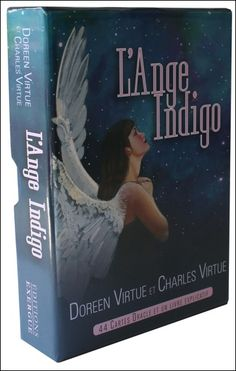 L'Ange Indigo - Doreen Virtue & Charles Virtue - secret-esoterique