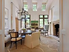 dining room by mcalpine booth & ferrier