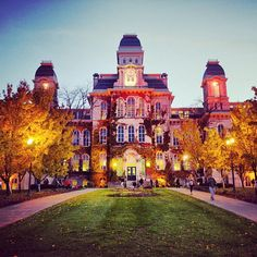 Syracuse University, Hall of Languages