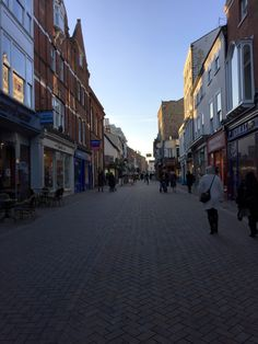 Bury St Edmunds shopping Bury St Edmunds, Saints, Street View, Shopping