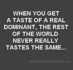 the Art of Dominance