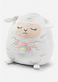 Blossom The Sheep Squishmallow 16327022 Animal Pillows Cute Stuffed Animals Cute Plush