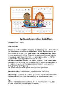 Spelling groep 4