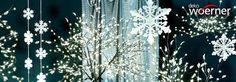 Besuchen Sie unseren #DekoBlog auf dekowoerner.blogspot.de, um sich von unseren zahlreichen #Dekoideen passend zur Saison, aber auch zu vielen anderen Themen inspirieren zu lassen. Jetzt im Trend #Watteweißer #Winterzauber http://dekowoerner.blogspot.de/2016/10/watteweier-winterzauber.html