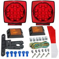 Swell 14 Best Led Trailer Light Kits Images Truck Trucks Led Trailer Wiring Database Hyediarchgelartorg