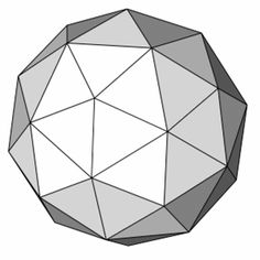 Geodesic Dome made of 60