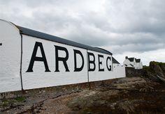 Ardbeg Destillerie auf Islay