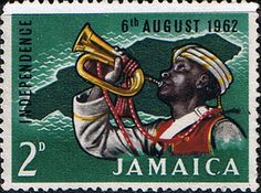 Jamaica 1962 Independence Fine Used SG 193 Scott 181 Other West Indies and British Commonwealth Stamps HERE!