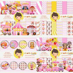 Kit digital menina Já à venda na loja >> goo.gl/Vf1U9L