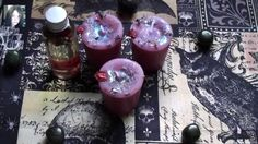 Amas Veritas Spell Votives and Oil