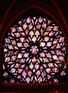 Reputed to have once housed Christ's Crown of Thorns, the Sainte-Chapelle boasts spectacular stained glass windows which resemble veritable walls of light. The Sainte-Chapelle is incontestably a jewel of French Gothic architecture.