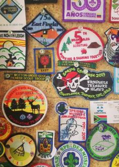 Scouting patches: kidswear inspiration