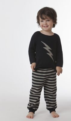 The outfit/pjs are cute, but look at how beautiful that child's little face is. So sweet :)