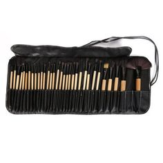 GET $50 NOW | Join RoseGal: Get YOUR $50 NOW!http://m.rosegal.com/nail-tools/32-pcs-makeup-brush-set-with-faux-leather-pure-color-bag-476689.html?seid=0re7vu346aq37v0l8seile81m2rg476689