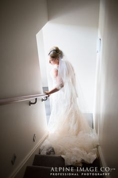Lookout Lodge, Wanaka Wedding - Photography by Alpine Image Co. Lace Wedding, Wedding Dresses, Here Comes The Bride, Wedding Photos, Wedding Photography, Image, Fashion, Bride Dresses, Marriage Pictures