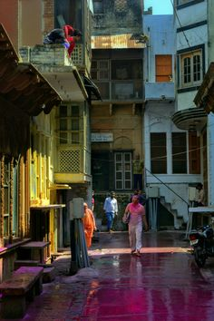 Life & Times from the Streets of Mathura