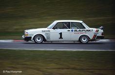 O sueco Per Stureson venceu o DTM em 1985 com o lendário modelo sueco Volvo 240 Turbo