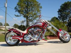 Custom Choppers Motorcycles love it