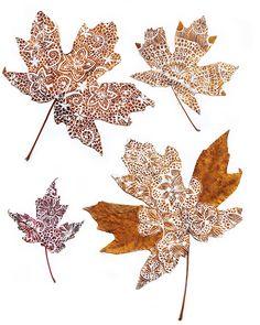 leaves like lace | alisaburke | Bloglovin