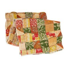 UncommonGoods: recycled kantha table runner... for $29.99 #uncommongoods