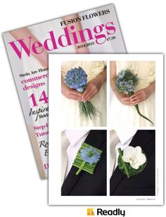 Suggestion about Fusion Flowers Weddings 2014/2015 page 37